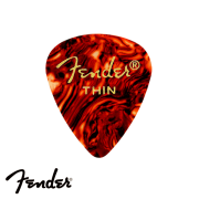 Palheta Fender Thin Shell