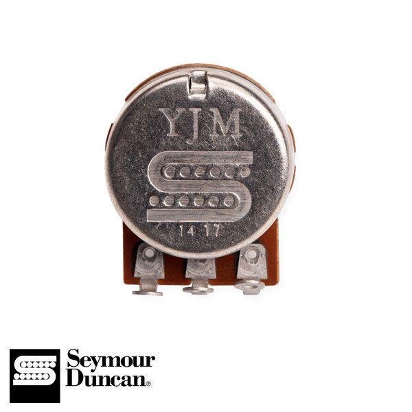 Potenciometro Seymour Duncan Com Logo Yjm 250k para guitarra