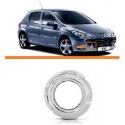 Aro Moldura Cromada Peugeot 307 07 08 09 10 11 12 Direito