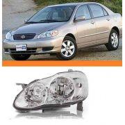 Farol Corolla 2005 2006 2007 2008 Lado Esquerdo