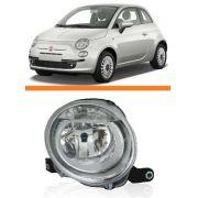 Farol Fiat 500 08 2009 2010 2011 2012 2013 Superior Esquerdo