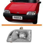 Farol Fiesta 93 94 95 96 Espanhol Foco Simples Esquerdo Tyc