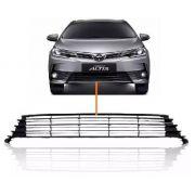 Grade Central Parachoque Toyota Corolla 17 2018 19