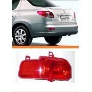 Lanterna De Neblina Peugeot 207 Sedan 2009 2010 2011 2012 Le