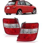 Lanterna Fiat Stilo  2003 2004 2005 2006 2007 Par