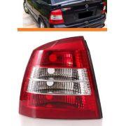 Lanterna Traseira Astra Hatch 98 99 00 01 02 Bicolor Le