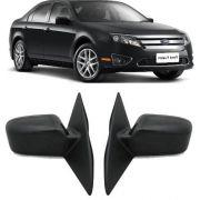 Retrovisor Ford Fusion 2010 2011 2012 Com Luz Par