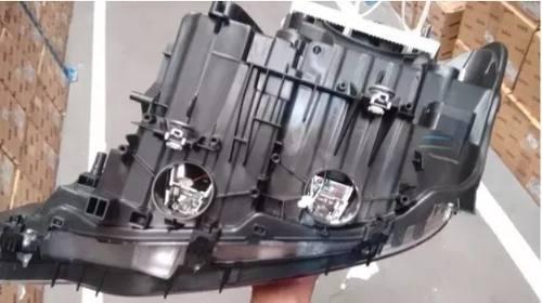 Farol Bmw 316i 320i Para Xenon 2013 2014 2015 Ld  - Kaçula Auto Peças
