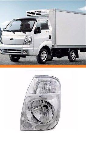 Farol Bongo Cromado Esquerdo 2005/2011  - Kaçula Auto Peças