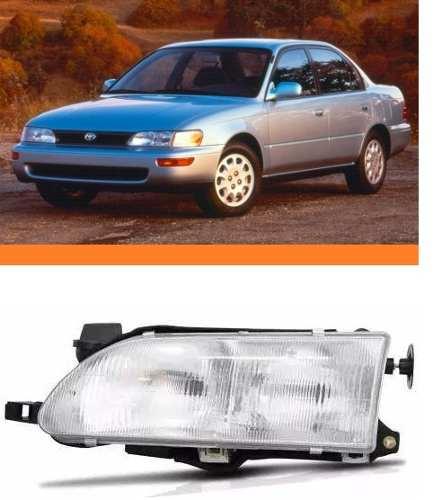 Farol Corolla 93 94 95 96 97 Esquerdo  - Kaçula Auto Peças