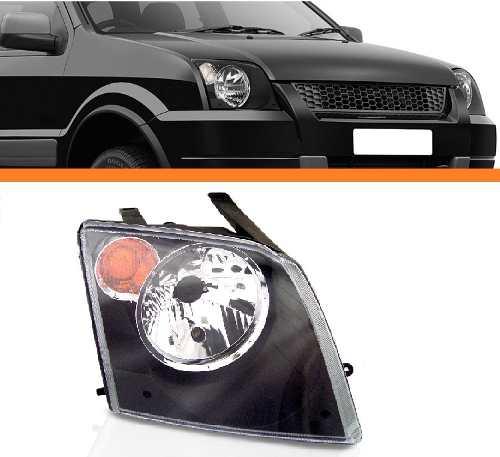 Farol Ecosport Lado Direito Ambar 2003 2004 2005 2006 2007  - Kaçula Auto Peças