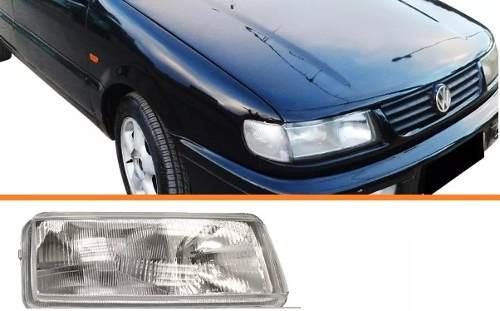 Farol Passat 93 94 95 96 Foco Duplo Lado Direito  - Kaçula Auto Peças