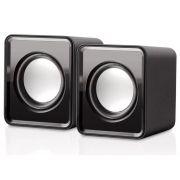 Caixa de Som 2.0 Mini 3W Rms Multilaser - SP151
