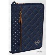 Fichário Executivo 14074 Jeans - Triviun