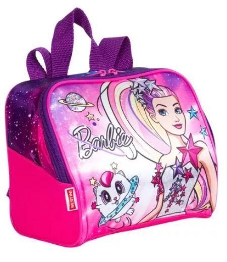 Kit Mochila Infantil - Barbie - Sestini