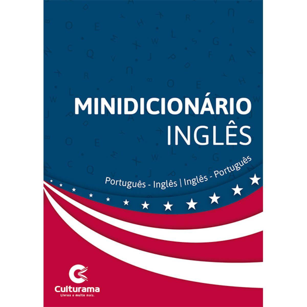 Minidicionário Inglês
