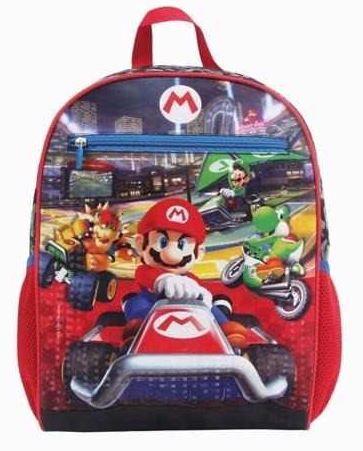 Mochila 11160 Mario Kart DMW