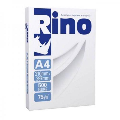 Papel Sulfite A4 500 Folhas 75g Rino