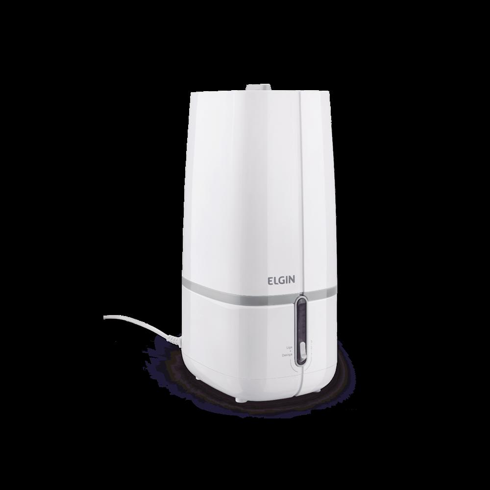 Umidificador de Ar Elgin 2 Litros Branco Bivolts