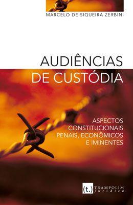 Audiências de Custódia - Aspectos constitucionais, penais, econômicos e iminetes