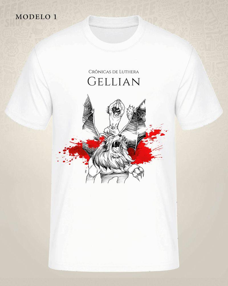 KIT Crônicas de Luthera: Gellian