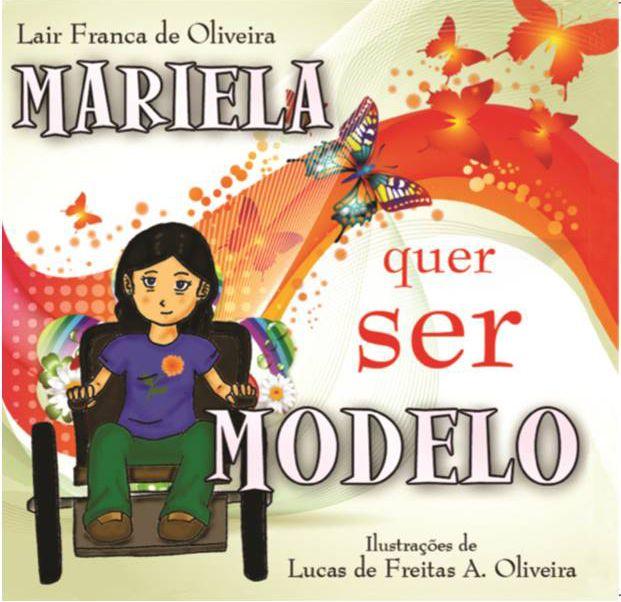 Mariela quer ser modelo