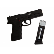 PISTOLA AIRSOFT ROSSI CO2  W119  WINGUN METAL 6MM