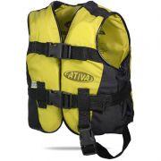 Colete Salva Vidas Auxiliar De Flutuação Jt Ativa Canoa 20kg