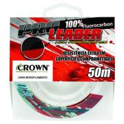 Fluorcarbono Crown Pro Leader 50 M 0,62 Mm 58 Lbs