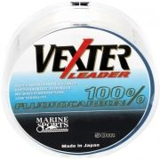 Linha Fluorcarbono Marine Sports Vexter 0,37mm 17,0lbs - 50m