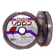 Linha Marine Sports Raiglon Cinza 0,40 Mm 12,5 Kg