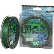Linha Multifilamento Maruri Max Force X8 0,45mm 115 Lbs 150m