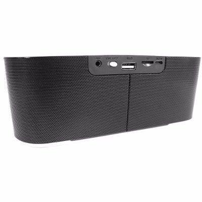 Caixa De Som Mini Speaker S207l - Potência Pura.