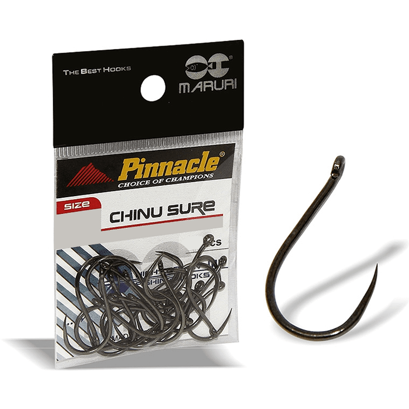Anzol Pinnacle Chinu Sure Sem Fisga Nº 03