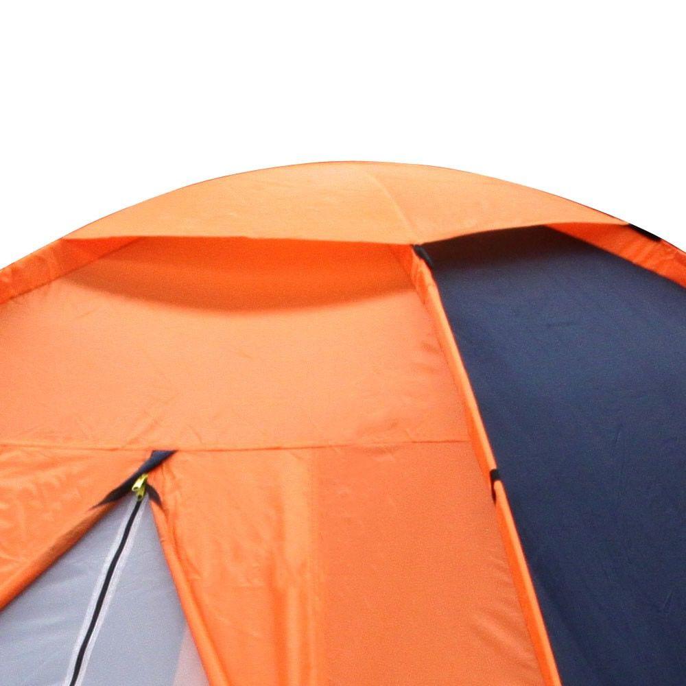 Barraca Nautika Panda 4 Pessoas Impermeável Camping