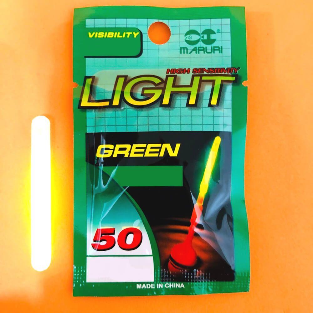 Bastão Luminoso Pesca Luz Química 4.5x38m/m
