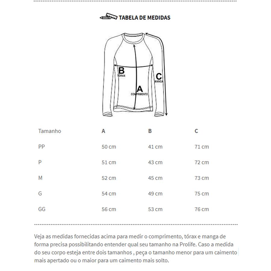 Camiseta Proteção Uv 50 + Feminina Prolife Smoke Gradient
