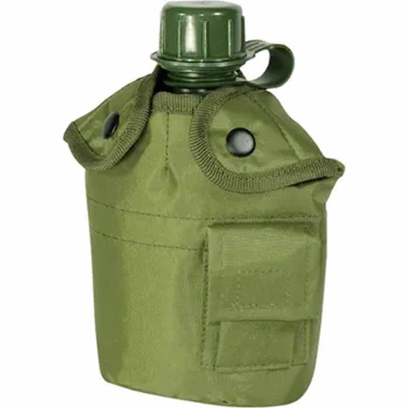 Cantil Plástico Guepardo 950 Ml Verde