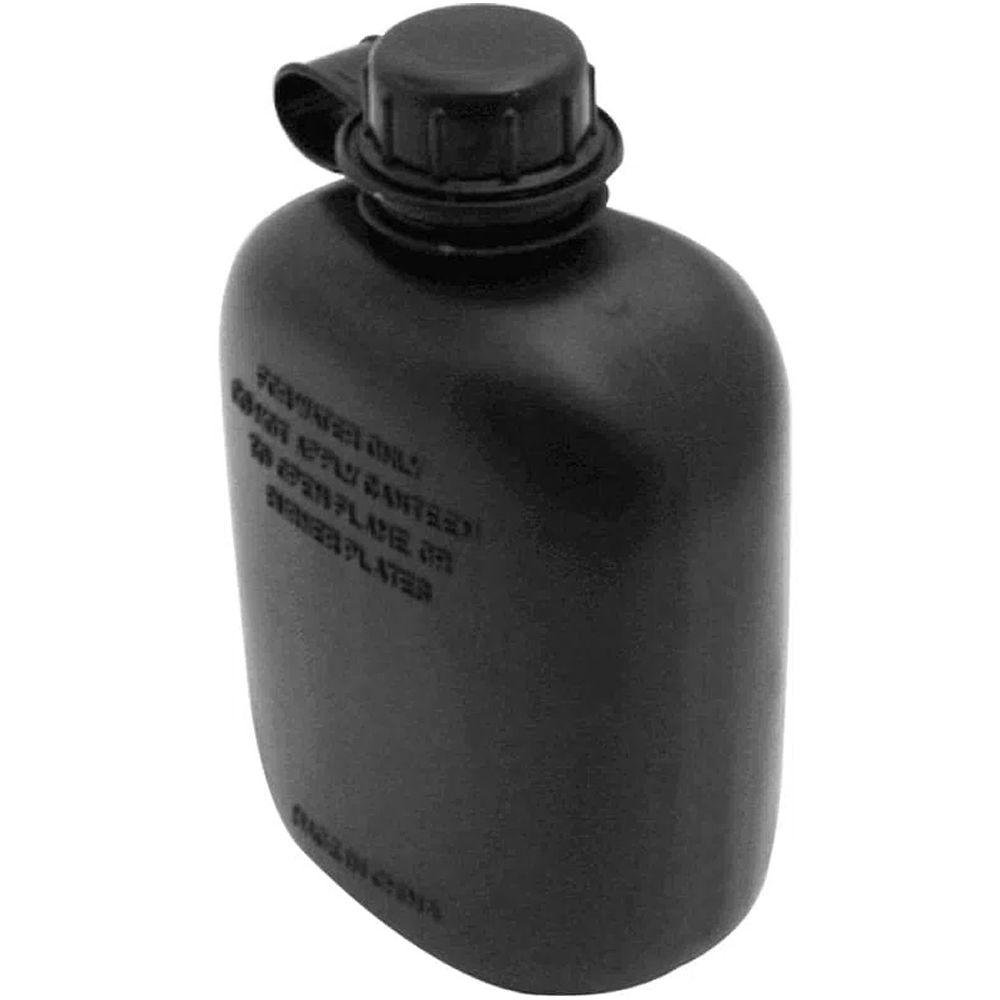 Cantil Plástico Nautika 900 ml Preto