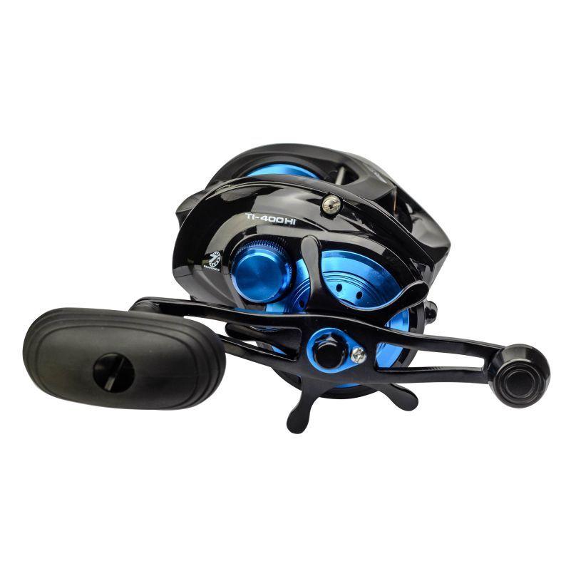 Carretilha Marine Sports Titan Bg 400 Sw Lh