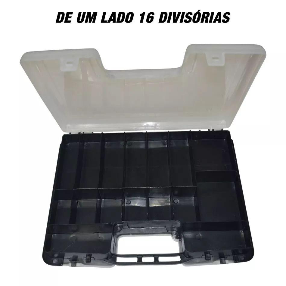 Kit 6 Estojos 2 Em 1 - 8001 - 11'' (28,5)