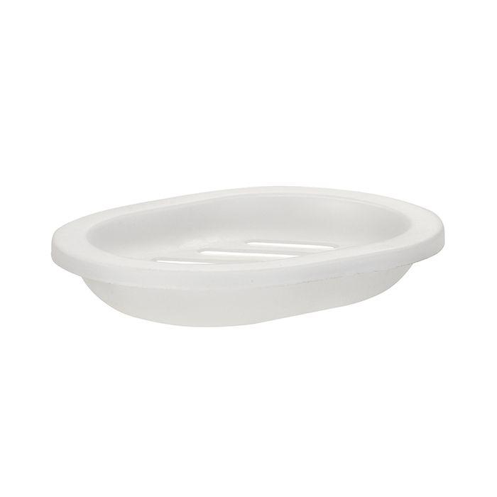 Kit Para Banheiro Saboneteira Porta Sabonete Porta Escovas