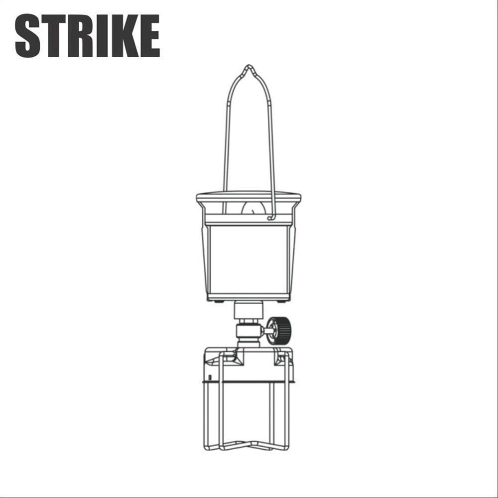 Lampião Nautika Strike