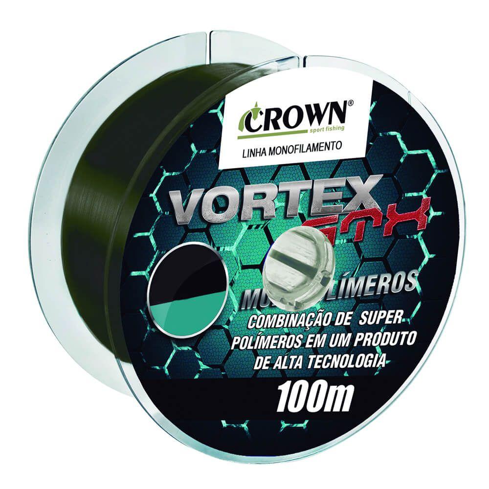 Linha Crown Vortex Gtx 100m