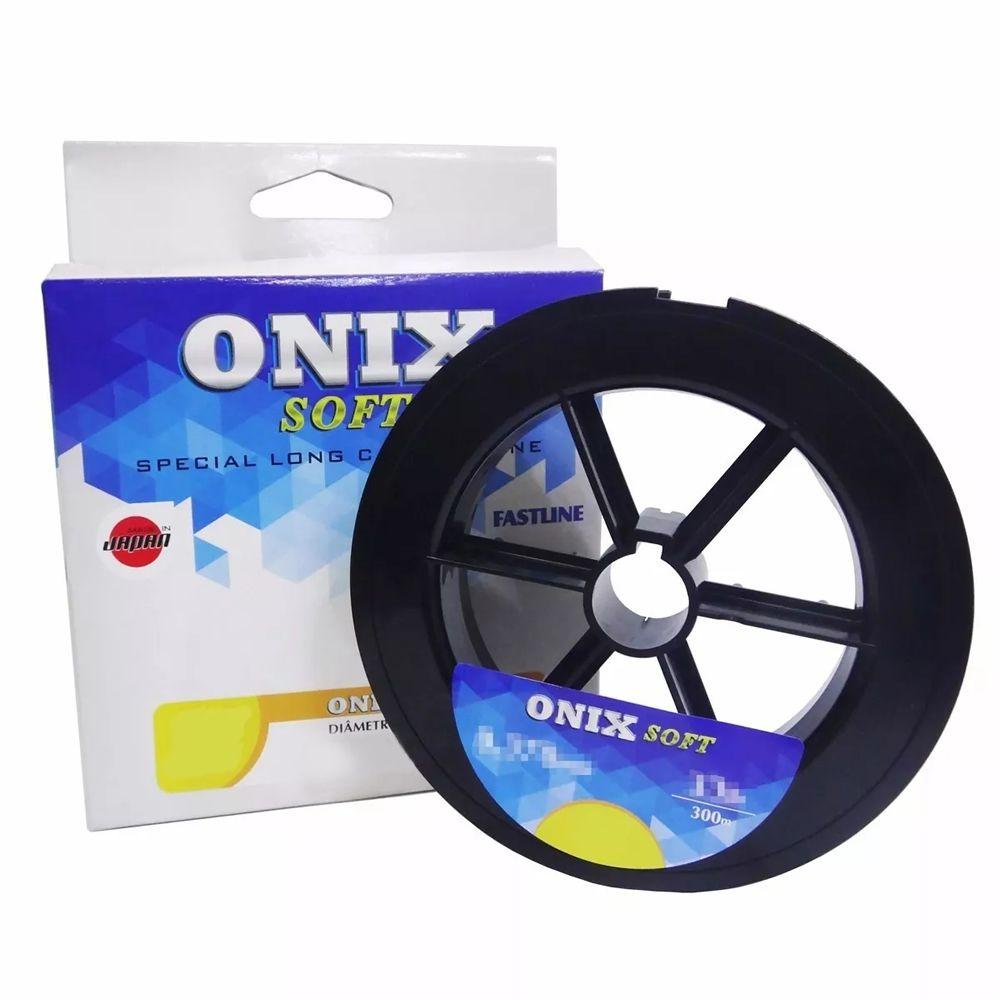 Linha Fastline Onix Soft 300 M