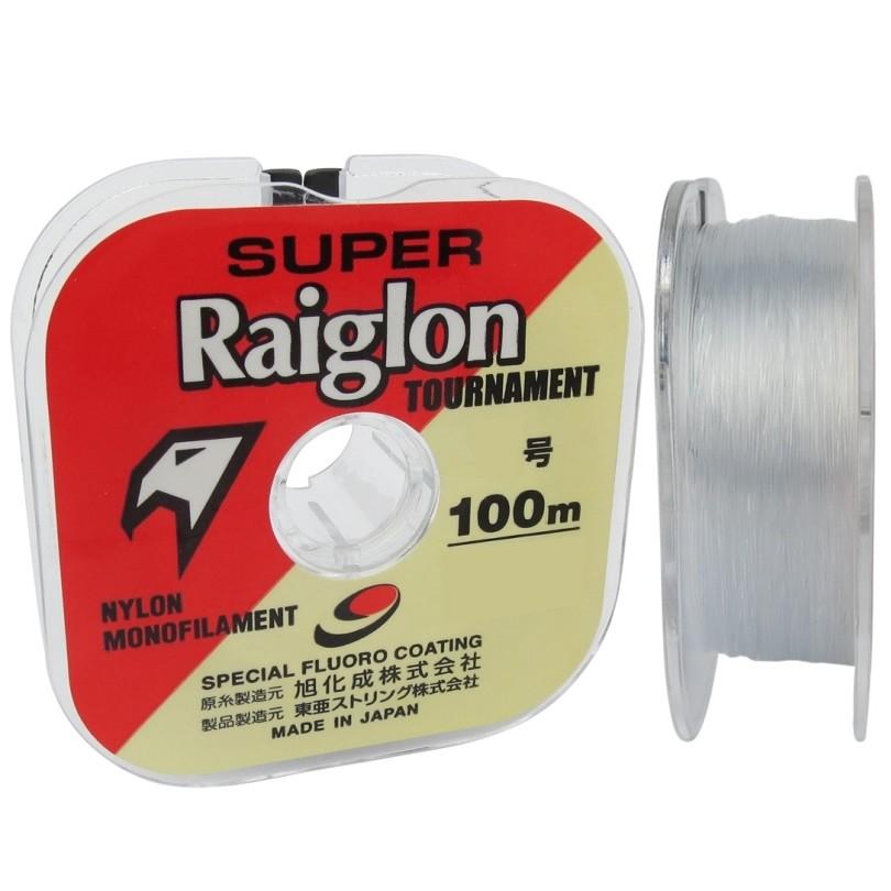 Linha Marine Sports Super Raiglon Branca 0,37mm - 13,82 Kg