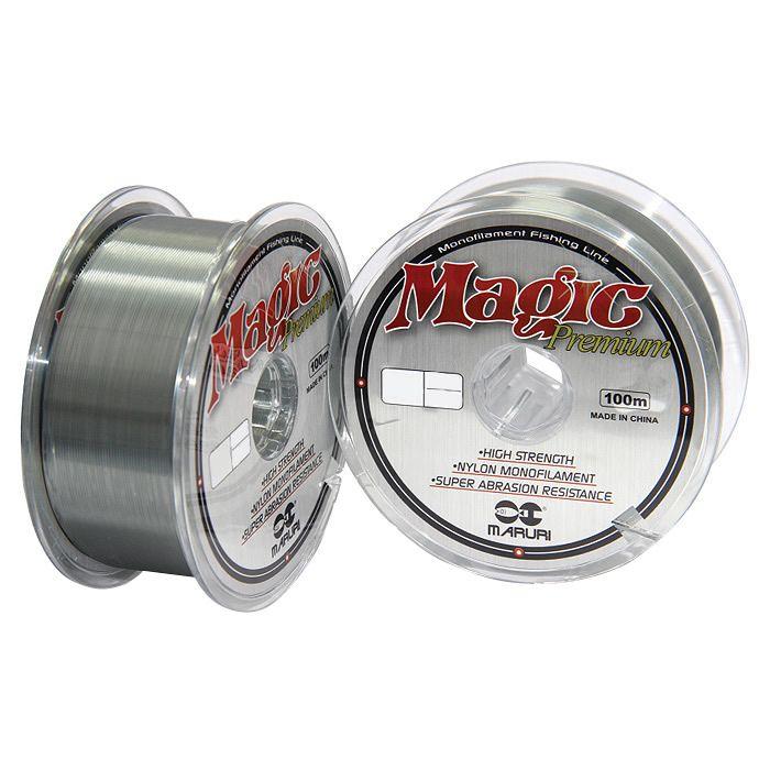 Linha Maruri Magic Premium 0,35mm - 27,4 lbs - 12,2 kg - 100 m