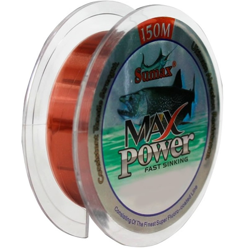 Linha Monofilamento Sumax Max Power 0.40mm 150mts Promoção