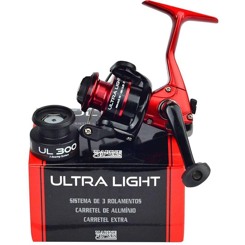 Molinete Marine Sports Ultra Light Ul 300 - FD