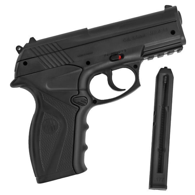 Pistola Airgun Wingun C11 Co2 4.5 Mm